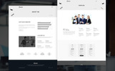 Smarto - Creative Portfolio Website Template