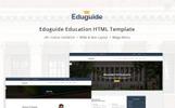 Eduguide - Education Template Web №69064