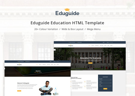 Eduguide - Education