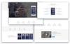 Responsivt Appro - Landing Page-mall En stor skärmdump
