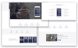 Responsivt Appro - Landing Page-mall