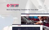 Tinker - Best Car Repairing Template Web №69142