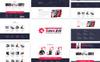Responsivt Tinker - Best Car Repairing Hemsidemall En stor skärmdump