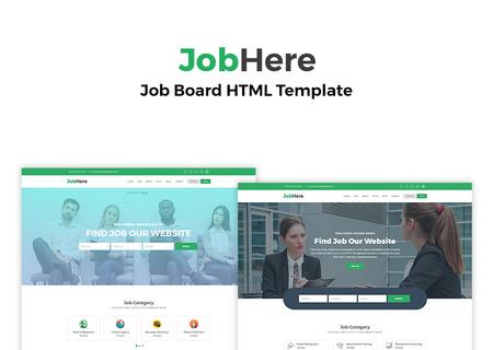 JobHere - Job Board