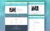 Plantilla Web para Sitio de Consultoría Captura de Pantalla Grande