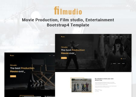 Filmudio - Movie Production, Film Studio & Entertainment
