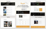 Filmudio - Movie Production, Film Studio & Entertainment Website Template