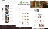 Tema Shopify para Sitio de Perros
