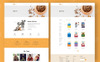 PetFood - Pet Sitter, Shop, Animal Care Shopify Theme Big Screenshot