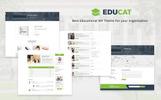 Tema de WordPress para Sitio de Universidades