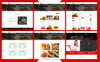 Aahar - Restaurants WooCommerce Theme Big Screenshot