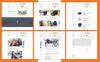 Tema WooCommerce para Sitio de Críticas de electrónica Captura de Pantalla Grande