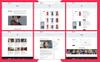 Responsywny motyw WooCommerce Charming - Fashion #70844 Duży zrzut ekranu