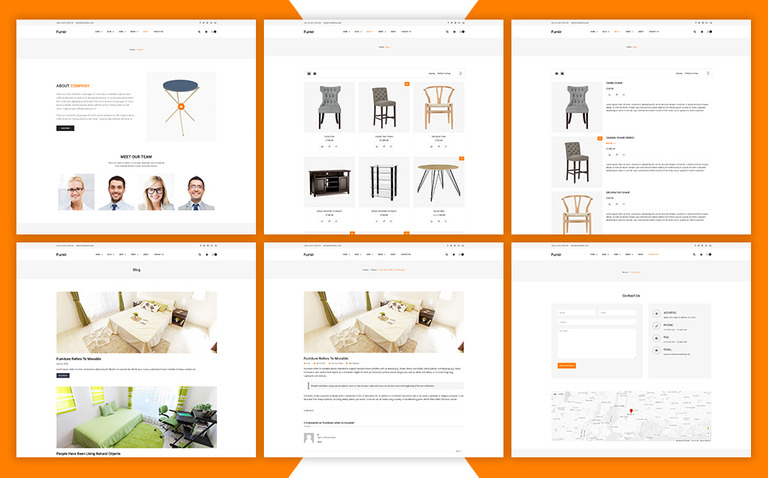 Furnir - Furniture Shopify Theme