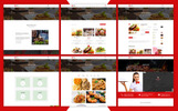"""Aahar - Restaurants eCommerce"" 响应式Shopify模板"