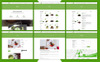 "Website Vorlage namens ""Rongcha - Matcha Bootstrap4"" Großer Screenshot"