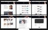 Responsywny szablon strony www Glassesco - Glasses eCommerce Bootstrap4 #71147 Duży zrzut ekranu