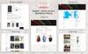 """Boighor - Books Library"" 响应式WooCommerce模板 大的屏幕截图"