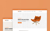 """Fusta - Furniture"" 响应式Shopify模板"