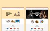 Marten - Pet Food Shopify Theme