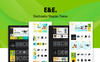 E&E - Electronics Shopify Theme Big Screenshot