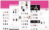Slimfit - Shapewear eCommerce Shopify Theme Big Screenshot