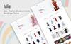 Julie - Fashion WooCommerce Theme Big Screenshot