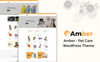 Amber – Pet Care WooCommerce Theme Big Screenshot