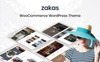 """Zakas -"" Responsive WooCommerce Thema Groot  Screenshot"