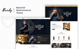Bardy - Beard Oil WooCommerce Theme