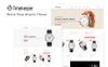 "Shopify Theme namens ""Timekeeper - Multipurpose"" Großer Screenshot"