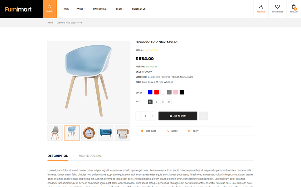 Furnimart   Furniture & Decor Shopify Theme