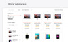 """Tech Store - Device, Mobile & Electronics Store"" thème WooCommerce adaptatif Grande capture d'écran"
