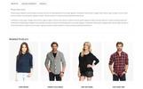 "WooCommerce Theme namens ""Fura - Fashion"""