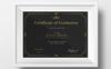 Graduation Certificate Template Big Screenshot