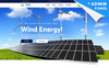 """Solix - Solar Energy"" modèle  de page d'atterrissage adaptatif New Screenshots BIG"
