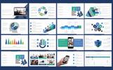 Infographic Presentation Pack PowerPoint sablon