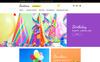 """Lantiana - Party Supplies"" Responsive MotoCMS Ecommercie Template New Screenshots BIG"