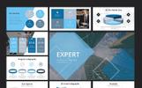 """PowerPoint Vorlage namens """"Expert Business"""""""