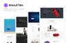 Smaztek WooCommerce Theme Big Screenshot