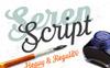 Seren Script - Font Big Screenshot