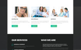 PTS - Psychology Clinic Multipage HTML5 Website Template