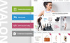 Avalon - Wholesale Store PrestaShop Theme Big Screenshot