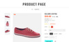 Mittiva - Shoes Store PrestaShop Theme Big Screenshot