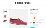 Mittiva - Shoes Store Tema PrestaShop  №67724