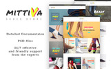 Mittiva - Shoes Store PrestaShop Theme