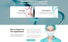 Family Doctor - Medical Consulting Multipage HTML5 Template Web №67733 Screenshot Grade