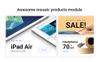 Responsywny szablon PrestaShop YourGadget - Electronics Store #67825 Duży zrzut ekranu