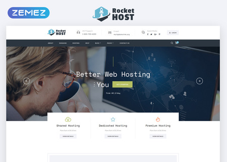 Domain And Hosting Multipage HTML5