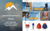 ClimberStore - Climbing higher PrestaShop Theme Big Screenshot